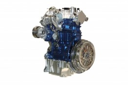 Ford 1.0 Litre EcoBoost (Fox) Engine Award