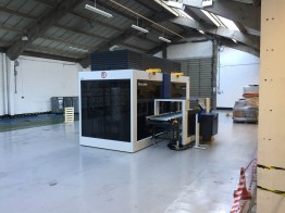 MCT Invests in New DURR EcoCcore Cleaning Machine